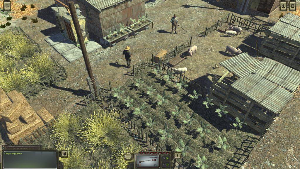 ATOM RPG: Post-apocalyptic indie game – Радиоактивное отчуждение!