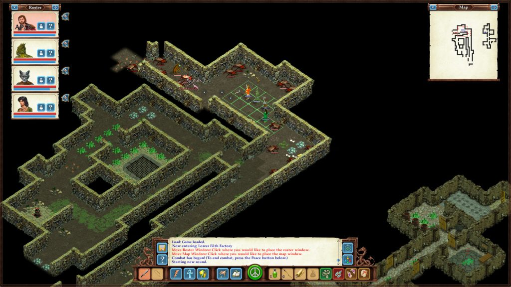 Avernum 3: Ruined World – Границы геройства и мужества