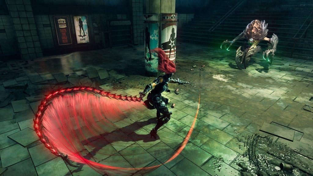 Darksiders III – Гибель смертных грехов!
