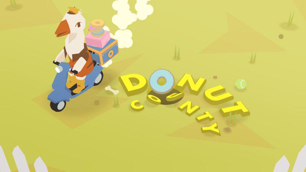 Donut County – Проглотить и изменить мир!