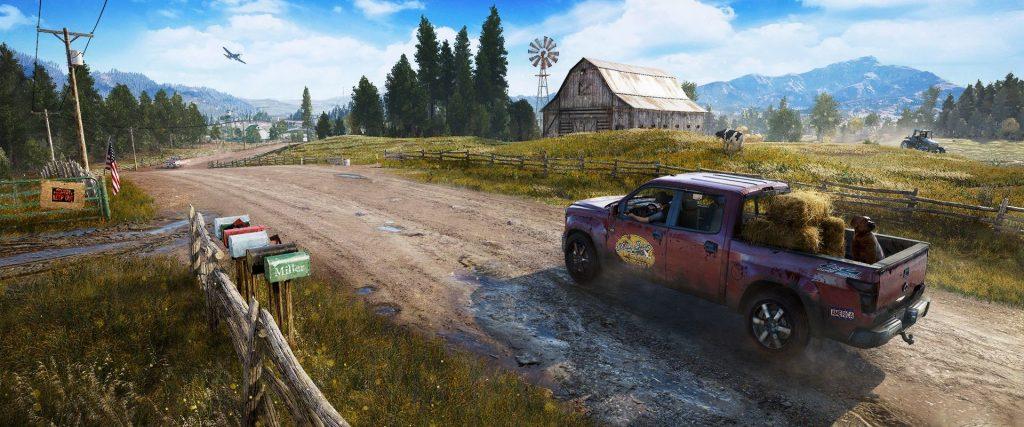 Far Cry 5 – Попытка обуздать безумие!