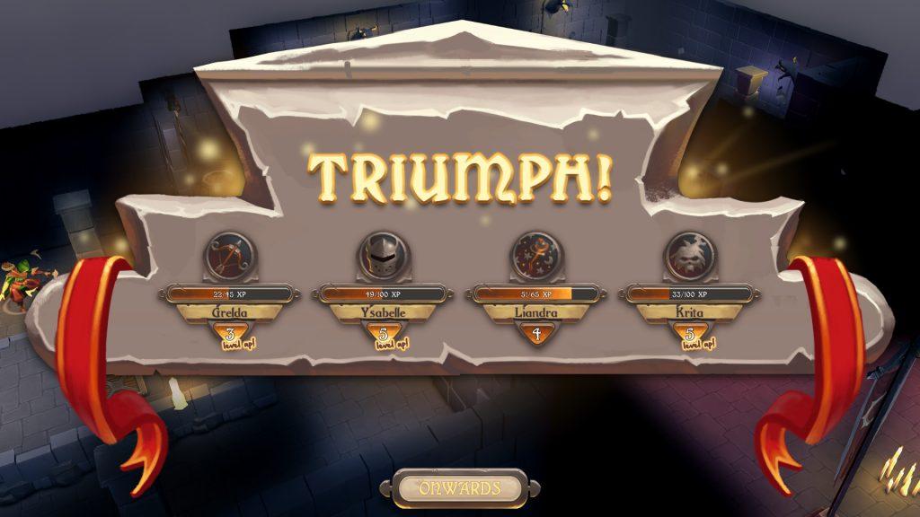 Fort Triumph – Хладнокровное нападение
