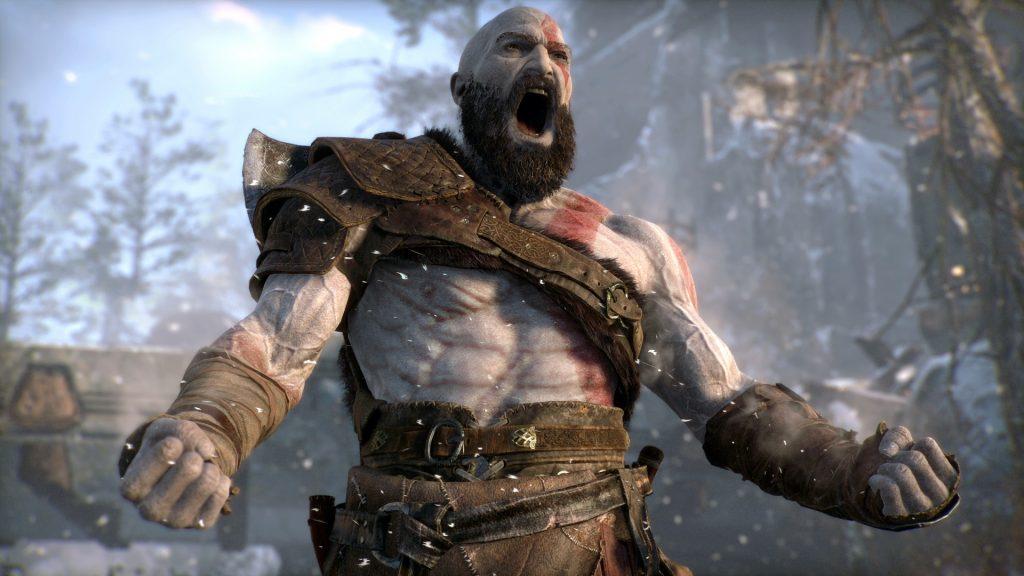 God of War – Тяжелой поступью!