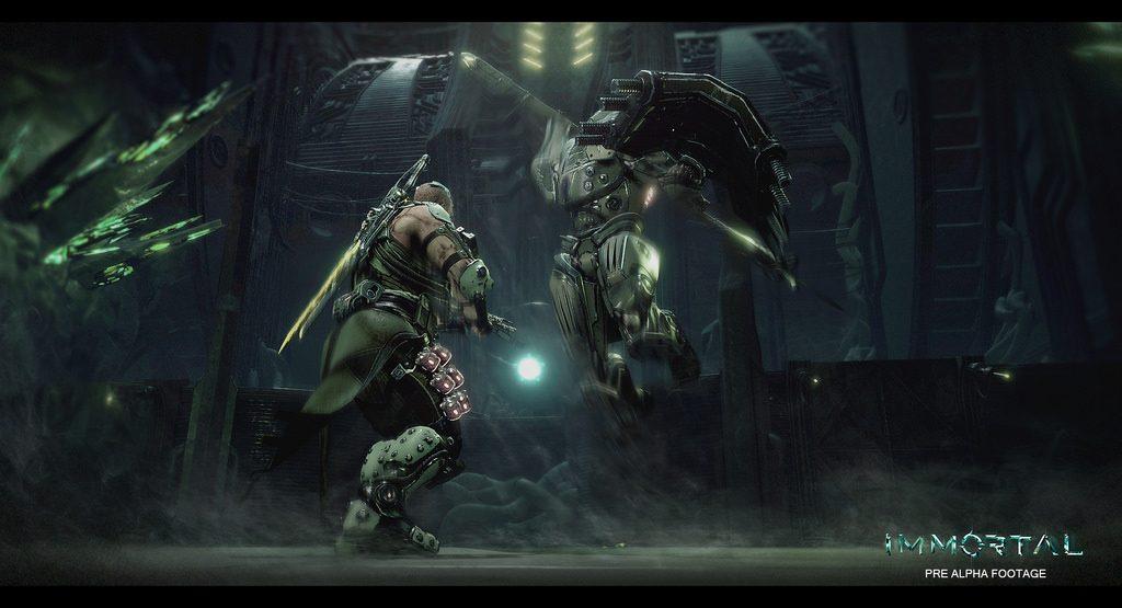 Immortal: Unchained – Бренность сущности и времени!
