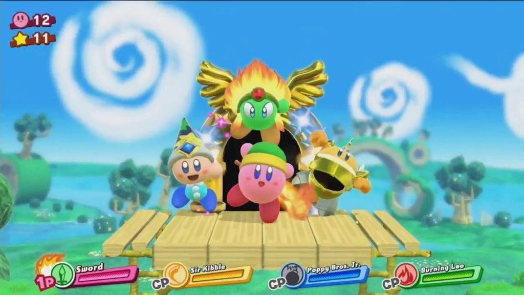 Kirby – Брошенный на произвол судьбы!