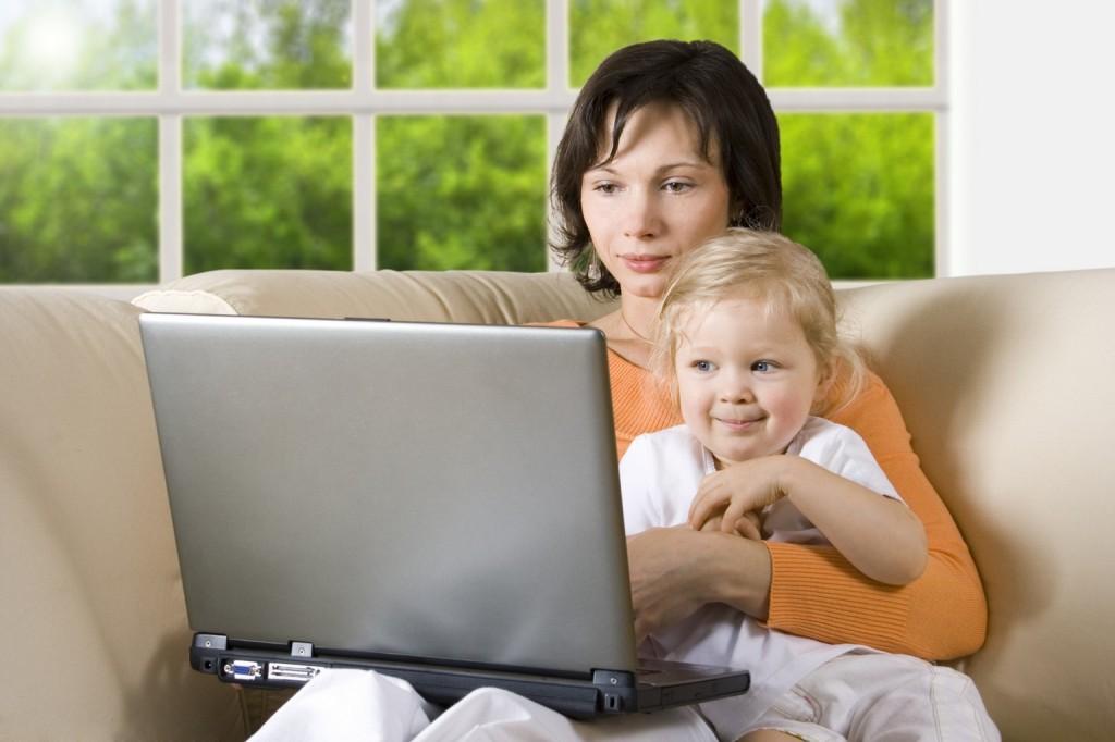 Работа на дому с компьютером и интернетом