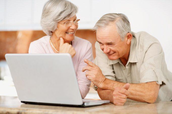 Компьютер для пожилых людей, пенсионеров 2018 года