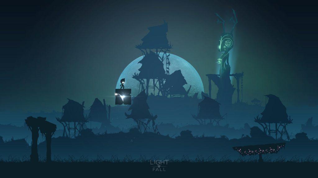 Light Fall – плывущие в дымке острова…