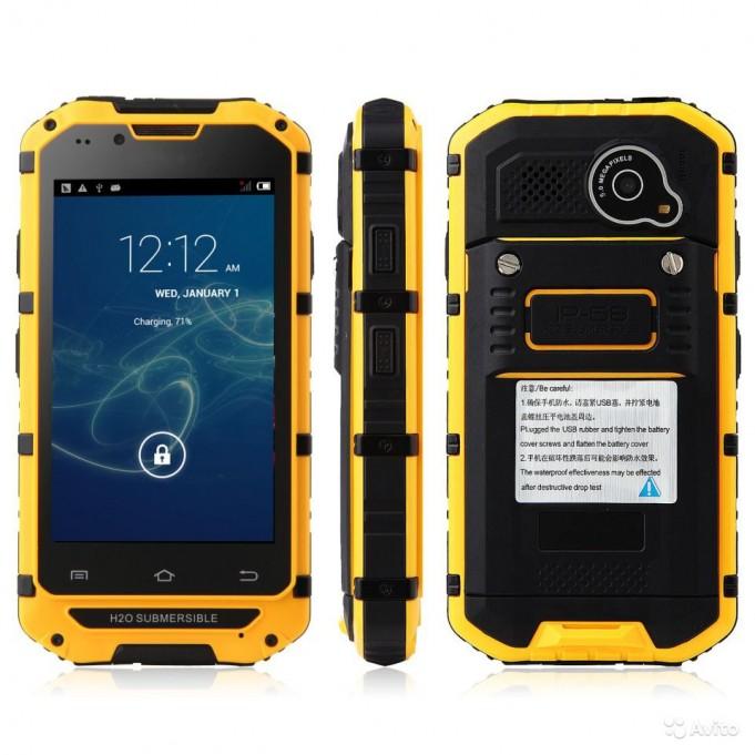 Лучший противоударный смартфон