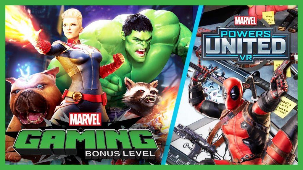 MARVEL Powers United VR – Могущество в руках!