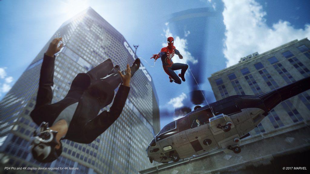 Marvel's Spider-Man – паучьи страсти!