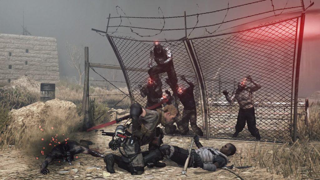 Metal Gear Survive – В шаге от верной гибели!