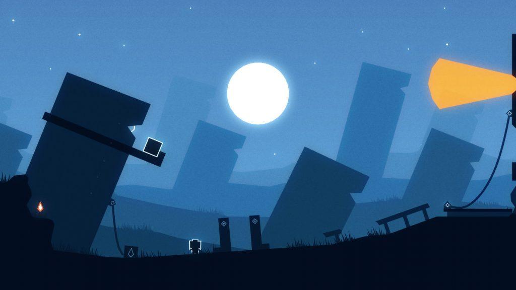 Night Lights – иллюзорность бытия
