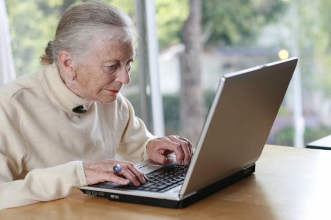 Ноутбук лучше для пожилого человека, обзор 2016