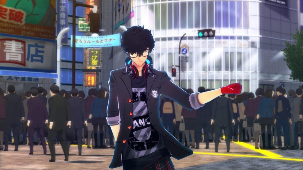 Persona 5: Dancing Star Night – Танцевальная лихорадка!