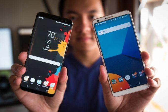 Какой смартфон лучше Samsung или LG