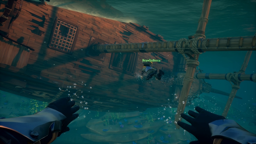 Sea of Thieves – Морская одиссея!
