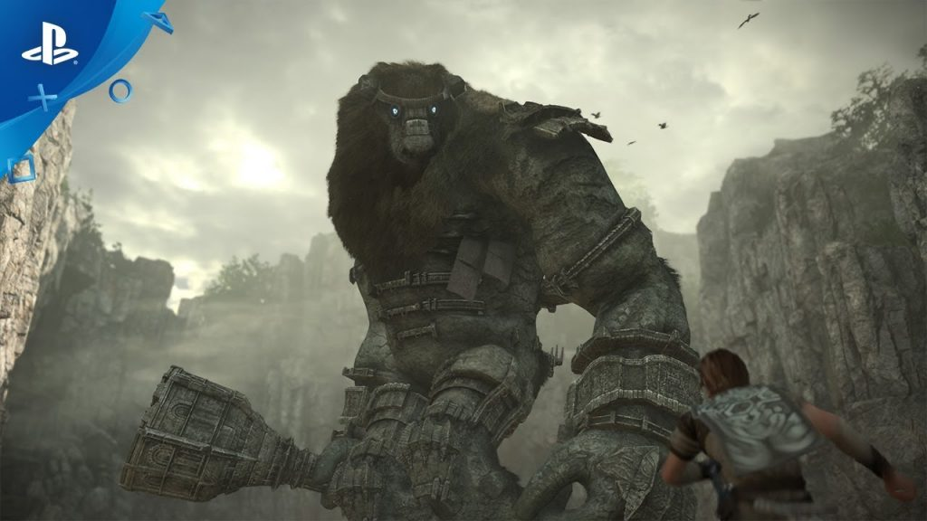 Shadow of the Colossus (Remake) – Проклятые души