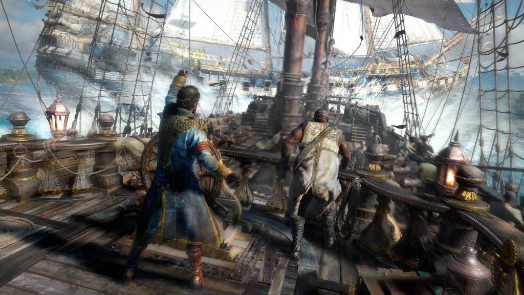 Skull and Bones – Эпоха расцвета пиратства!