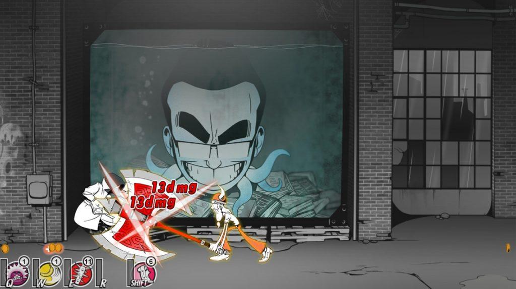 Super Daryl Deluxe – Беспощадная боевая жестокость!