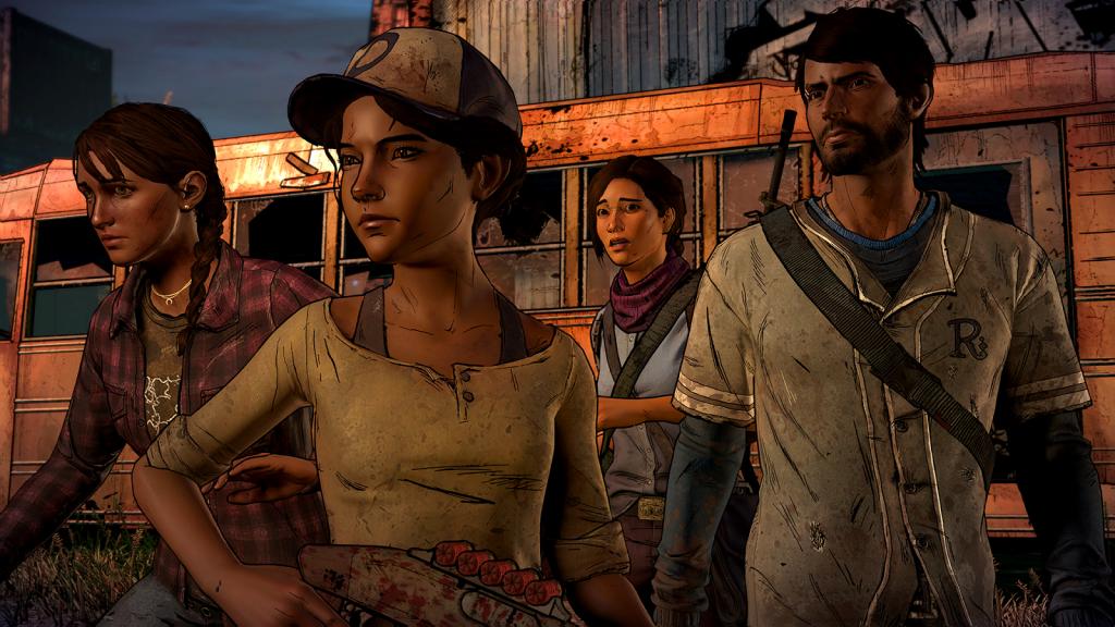 The Walking Dead: The Final Season – Кровавый финал
