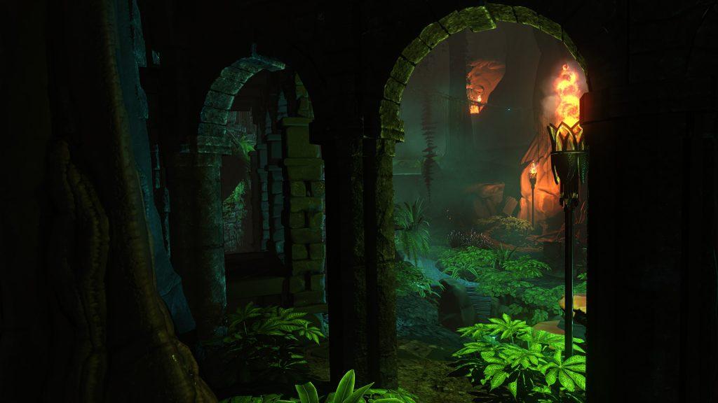 Underworld Ascendant – Пустынные дебри неизвестности