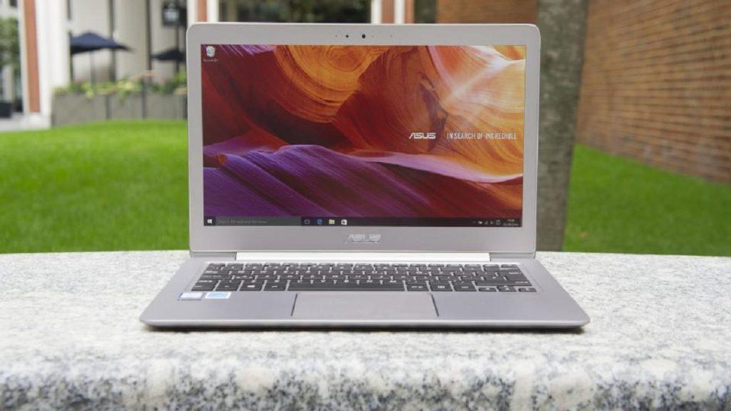 Ноутбук в металлическом корпусе 2018 года