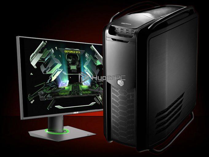 Самый мощный, крутой компьютер 2018 года