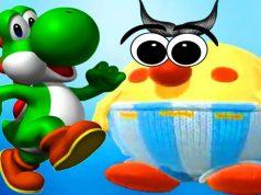 Новая игра Yoshi