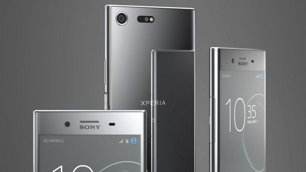 Флагман Sony 2018 года: смартфон