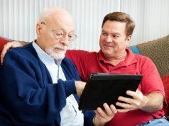 Планшет для пожилого человека 2018: рейтинг топ5
