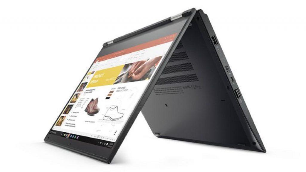 Ноутбук с сенсорным экраном 2018 года